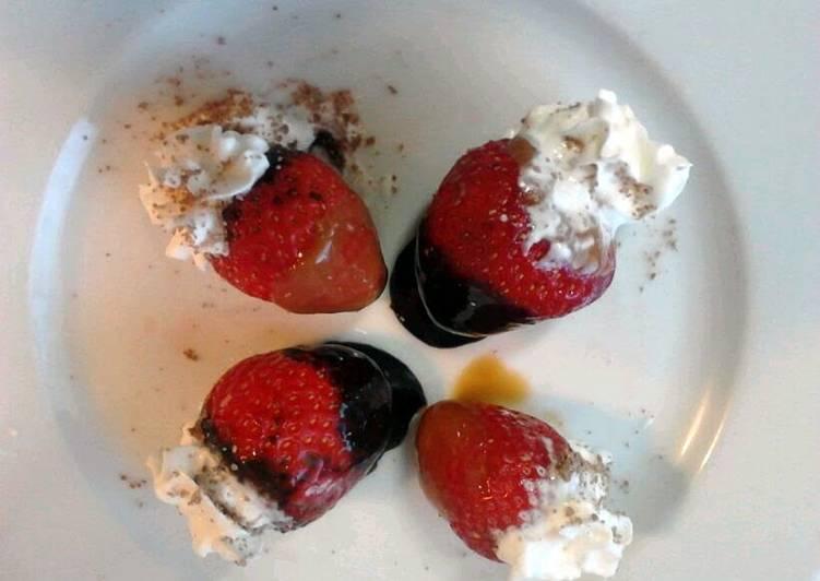 Amy's Strawberry Treats