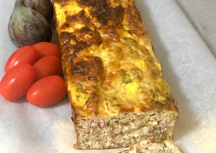 Terrine de thon ultra legere