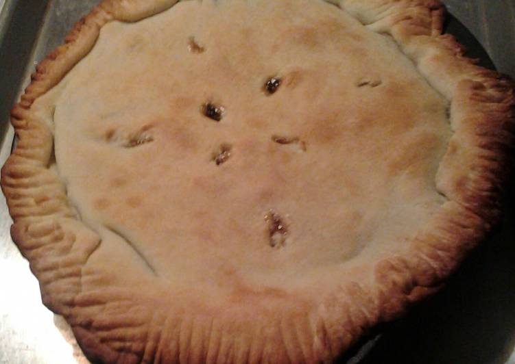 Recipe of Supreme Yummy Mincemeat pie