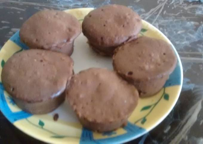 Easy microwave muffins!