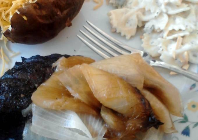 Big Daddy Boyle's Grilled Onion