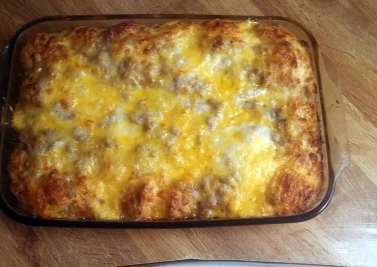 Angie's Breakfast casserole