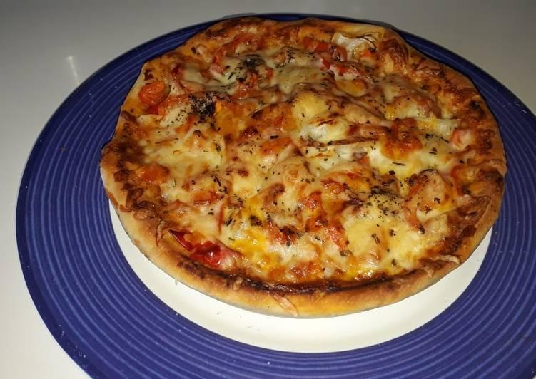 Pizza casera🍕