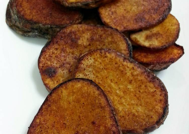 Recipe of Favorite Spicy Potato Vegan Slice