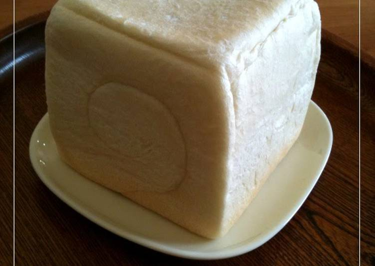 Recipe of Award-winning Pure White Fluffy Soft Bread Loaf