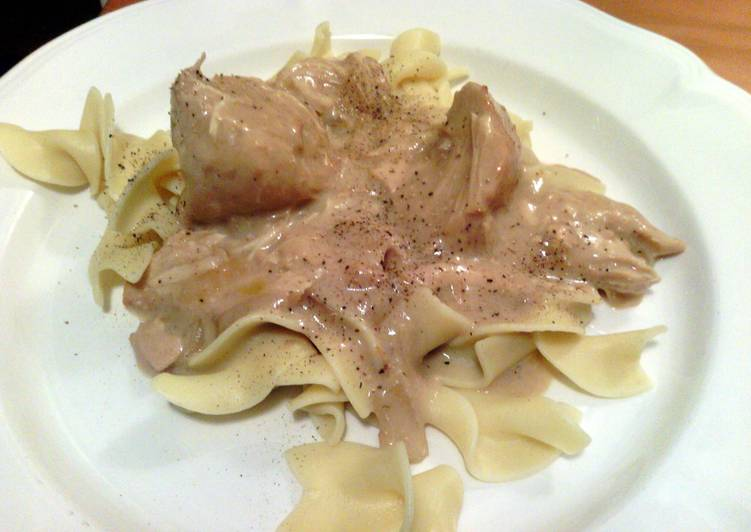 Recipe of Ultimate Crock Pot Chicken Marsala