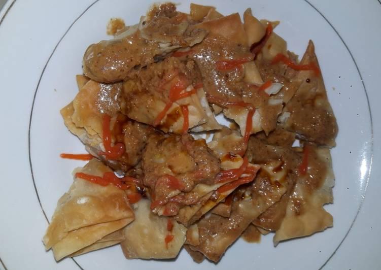 resep cara mengolah Batagor ala dapur iis