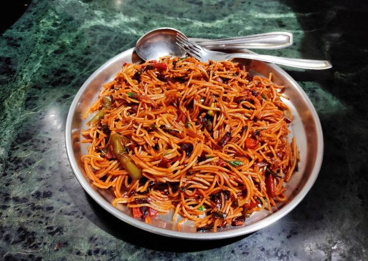 Step-by-Step Guide to Prepare Favorite Veg Noodles