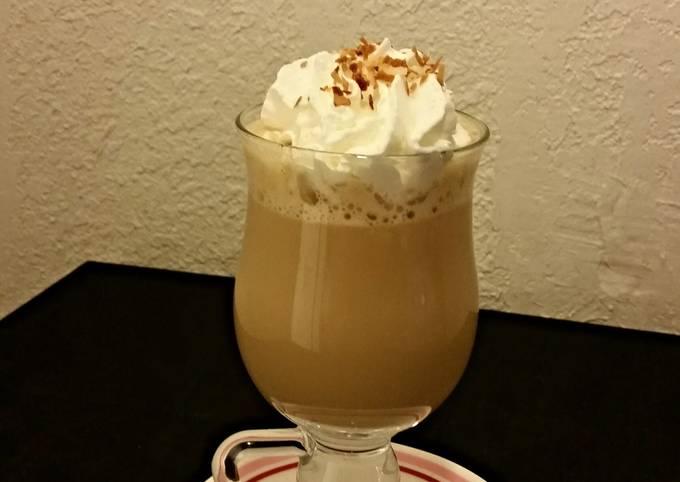 Coconut Cloud Coffee