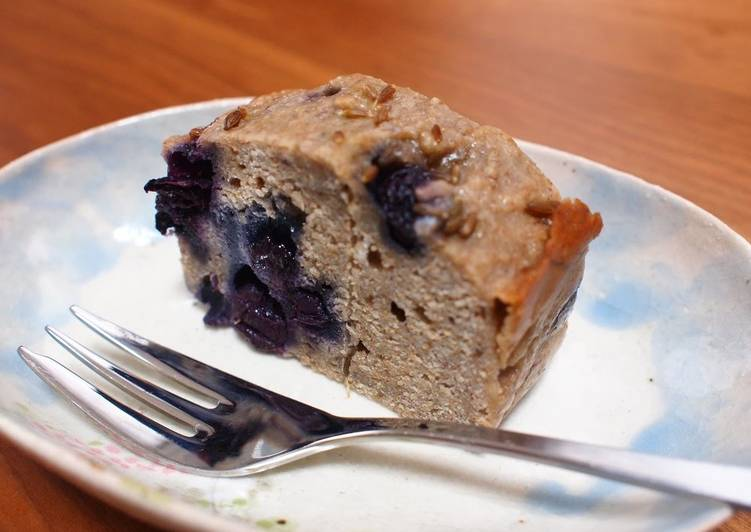 For Breastfeeding Mothers: Macrobiotic Banana Cake