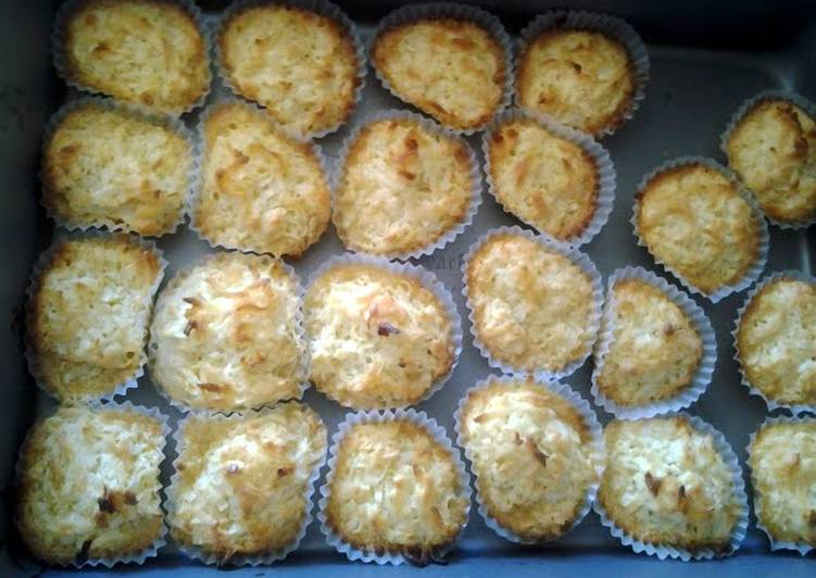 Easiest Way to Make Ultimate Delicious Coconut Macaroon