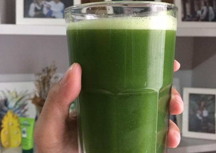 Green Juice untuk detox