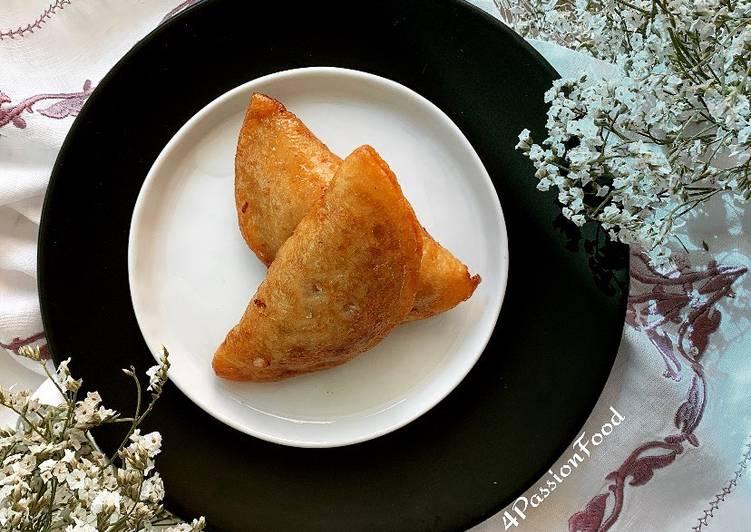 Atayef à la crème et aux noix @4PassionFood#lacommunauteentablier#fromage#brigadesaucechocolat