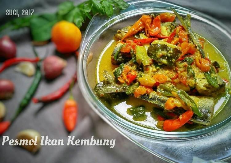 Pesmol Ikan Kembung #keto-Recook # challage-CP-DapurEkichen