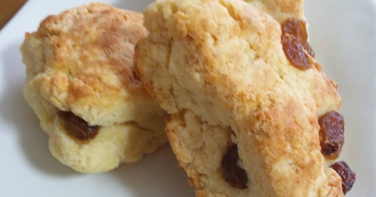 Egg And Gluten Free Scones Recipe By Cookpad Japan Cookpad