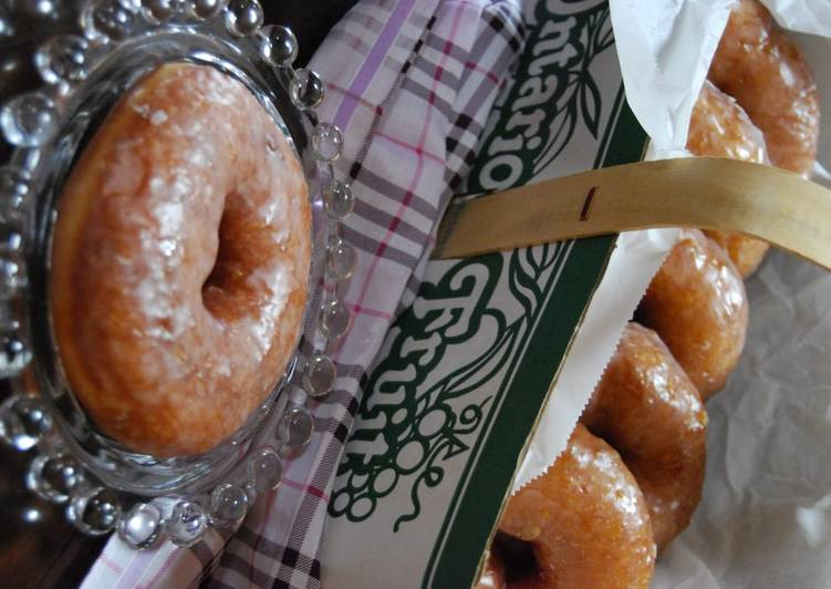 Recipe of Perfect Donuts