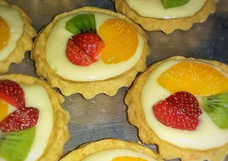 Resep Pie Buah Ekomis Paling Top