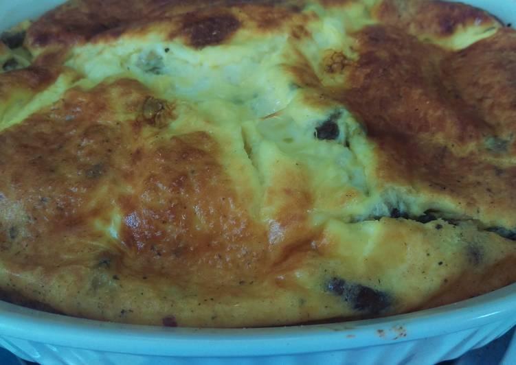 Recipe of Speedy Stuffing Quiche