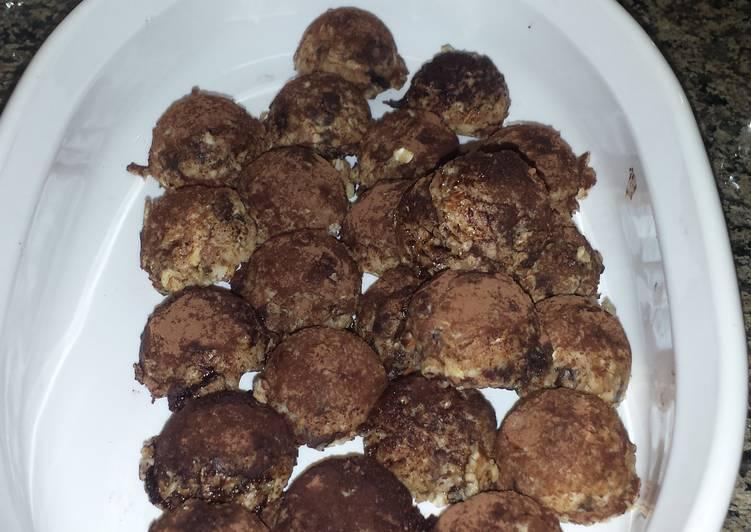 High protein granola snack