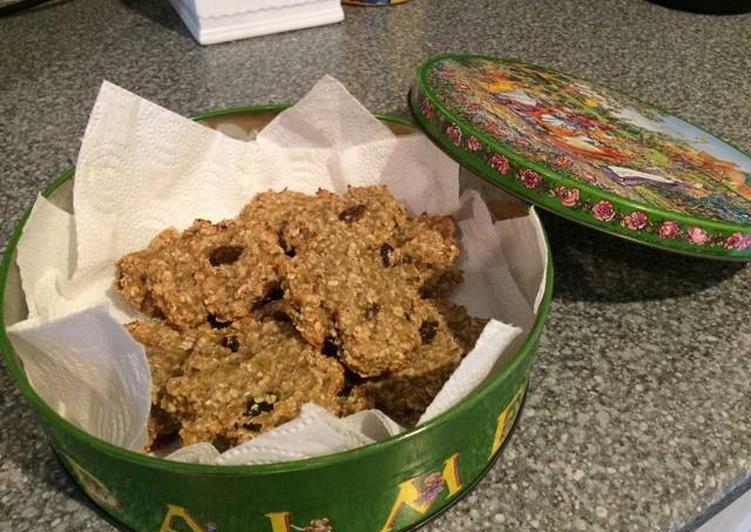 Simple Way to Prepare Quick 2 Ingredient Banana Cookies