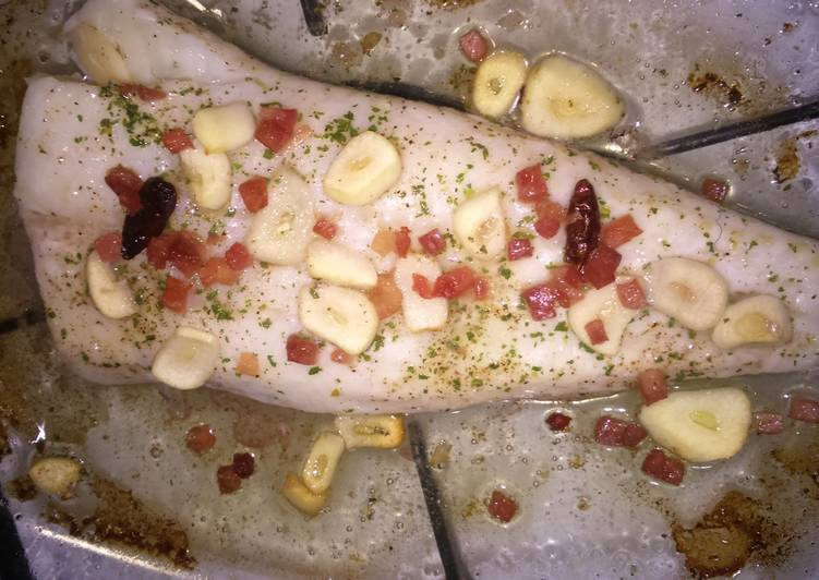 Easiest Way to Make Top-Rated Super Easy Baked Hake