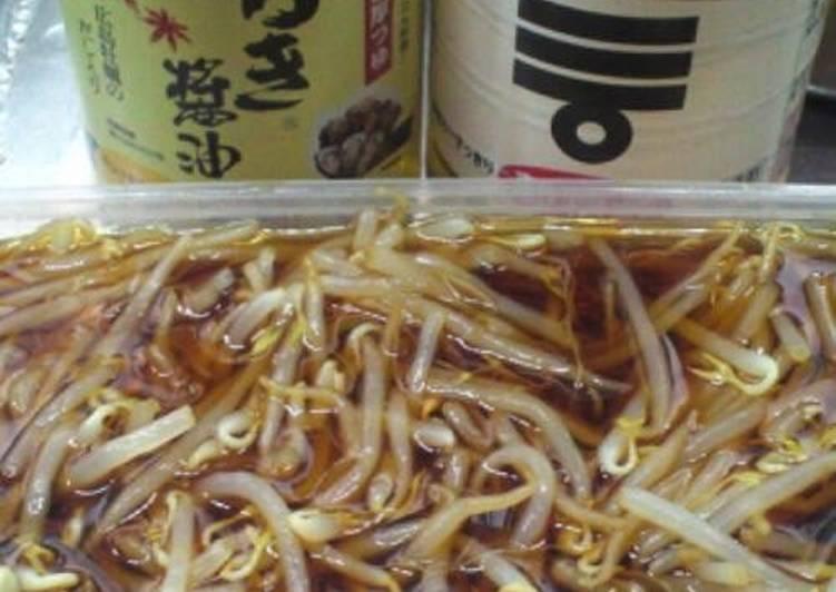 Ultra-Cheap Bean Sprout Diet