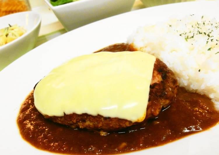 Curry Hamburger Patty