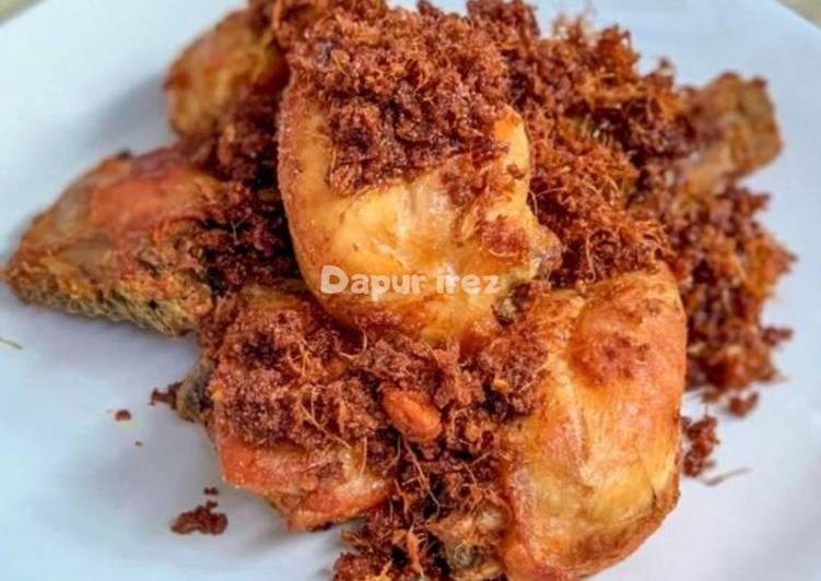 Resep Ayam Goreng Lengkuas, Enak
