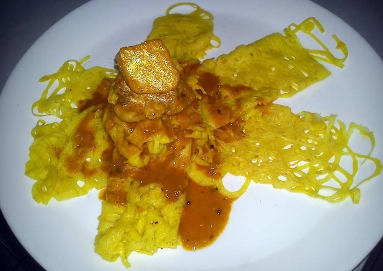 Roti Jala (Net Like Bread)