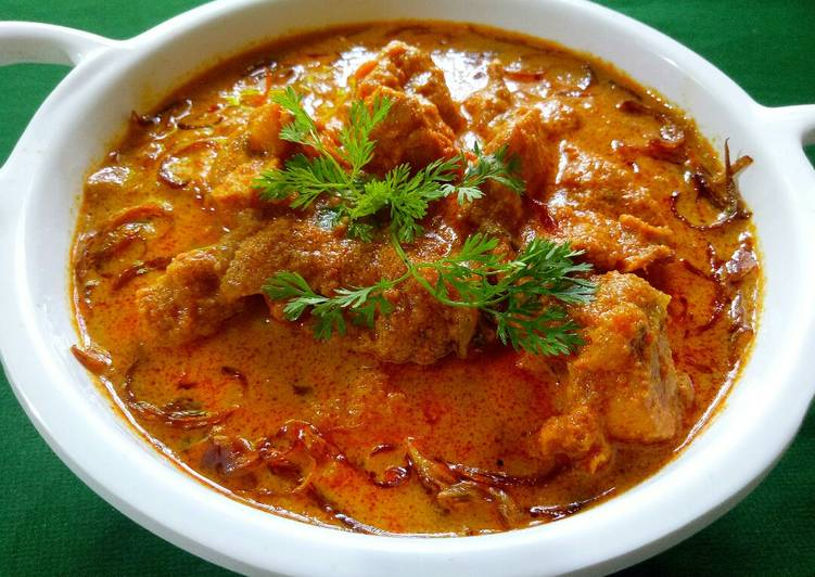 Step-by-Step Guide to Make Super Quick Homemade Chicken curry