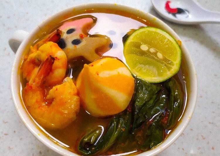 Tom Yum Seafood 🍤🍲