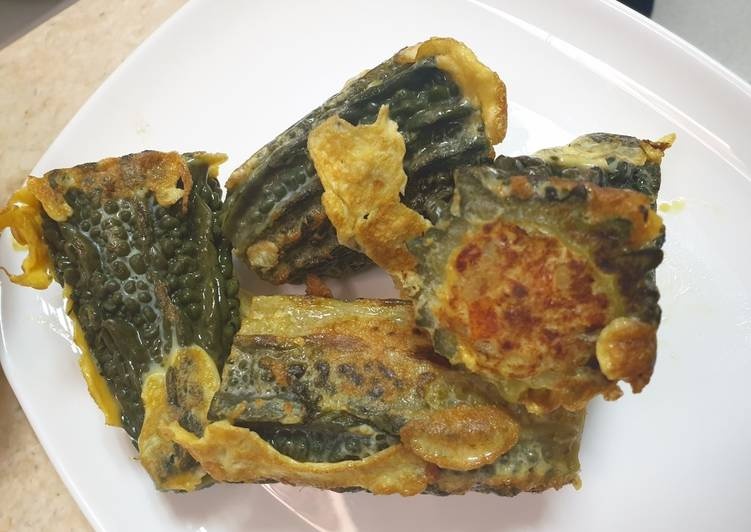 How to Make Ultimate Stuffed Ampalaya