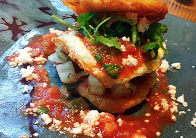 Ray's' Garlic Ranchero Breakfast Snacker