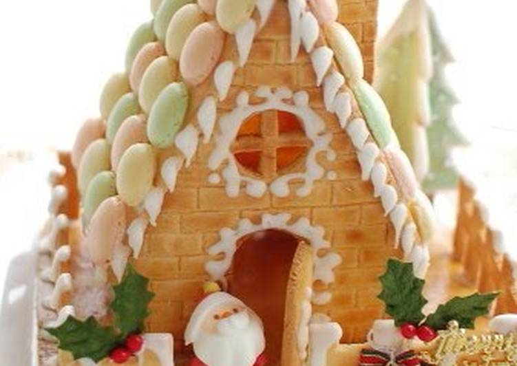 Decorated Cookie House Hexen (Witch) House
