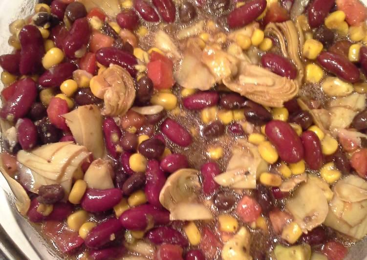 Tangy Bean Dip