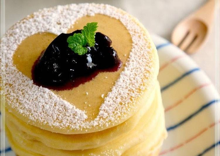 American-style Buttermilk Pancakes