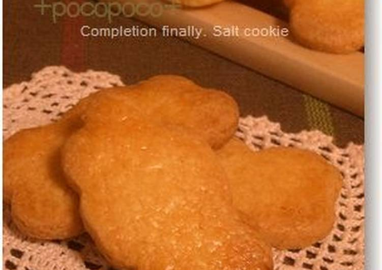 Step-by-Step Guide to Make Ultimate Salty Cookies - Use Up Leftover Egg Yolks!