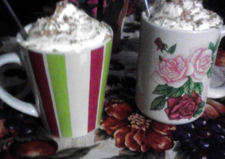 Recipe: Yummy 3 Minute Hot Cocoa Mug Cake