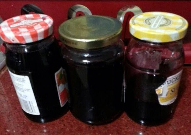 Red Wine Electric Jelly
