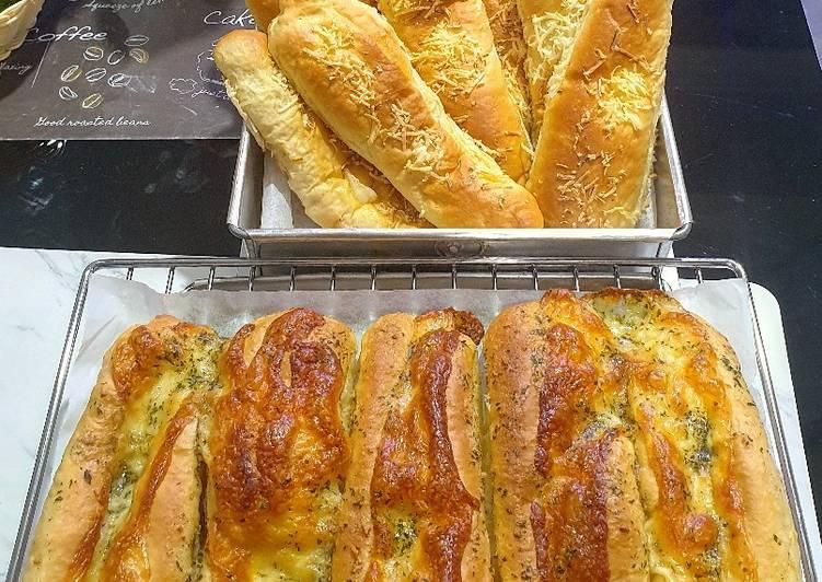Resep Roti jadul