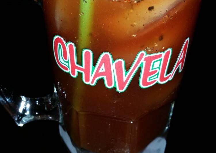 Steps to Make Speedy Chavela