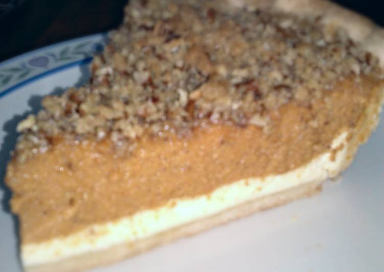 How to Prepare Appetizing Layered Pumpkin Pie