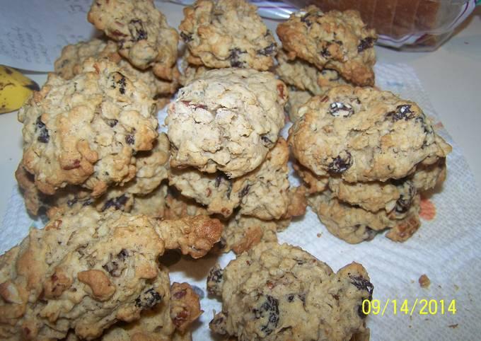Tips Cook Delicious Oatmeal Raisen Pecan Cookies
