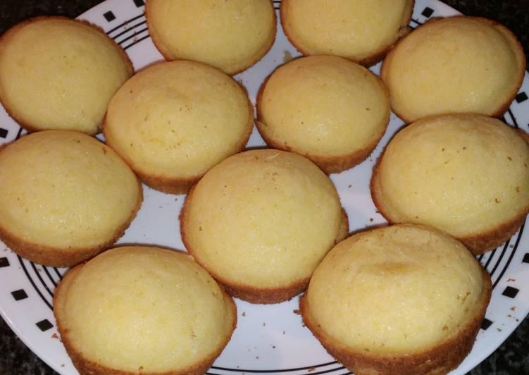 Sweet Gluten Free Cornbread Or Muffins