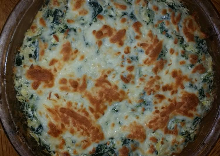 How to Make Appetizing Spinach Artichoke Dip