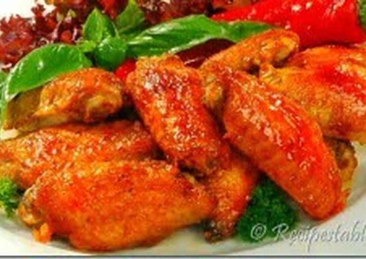 Going Green for Good Health By Dining Superfoods Low fat chicken wings