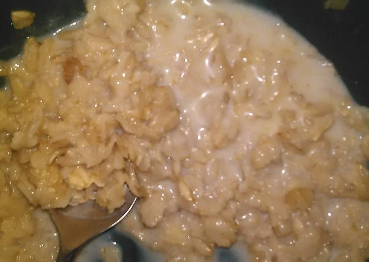 Nikki's Maple & Brown Sugar Oatmeal