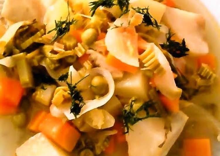 Orange Celeriac - Turkish Homemade Cooking