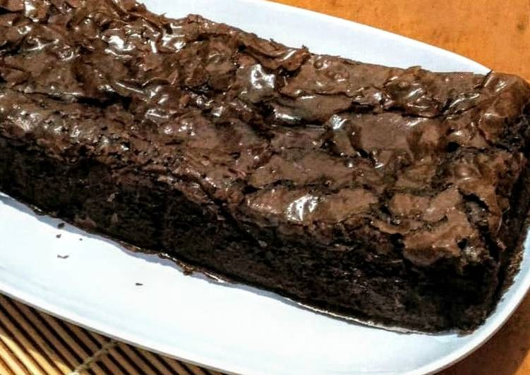 Choco Melt Cake / Molten Brownies