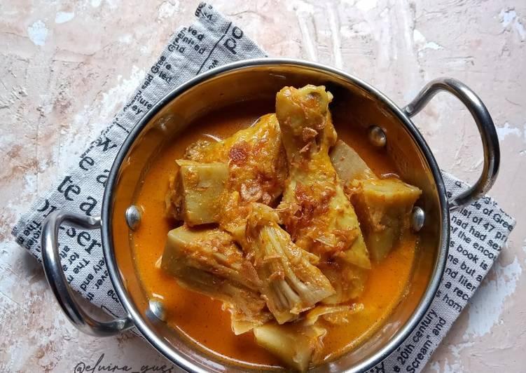 Gulai Ayam Nangka
